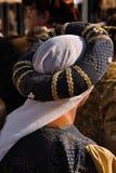 Middeleeuwse hoed Stock Fotografie