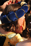 Middeleeuwse hoed Royalty-vrije Stock Afbeelding
