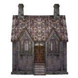 Middeleeuwse kapel Royalty-vrije Stock Foto