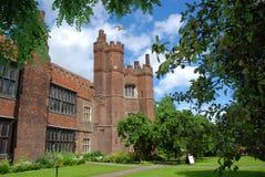 Middeleeuwse manor stock afbeelding