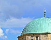 Middeleeuwse Moskee Pécs Stock Foto's