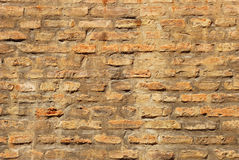 Middeleeuwse Muur Stock Afbeelding