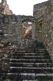 Middeleeuwse ruïnes Royalty-vrije Stock Fotografie