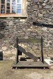 Middeleeuwse sluitingen stock foto