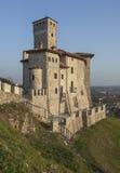 Middeleeuwse stad Cividale stock fotografie