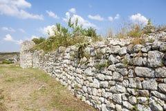 Middeleeuwse Stad van Cherven, Bulgarije Royalty-vrije Stock Afbeelding