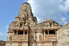 Middeleeuwse tempel Royalty-vrije Stock Foto's