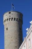 Middeleeuwse toren Royalty-vrije Stock Foto's