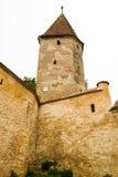 Middeleeuwse toren Sighisoara Royalty-vrije Stock Afbeelding