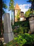 Sighisoara, Transsylvanië royalty-vrije stock afbeelding