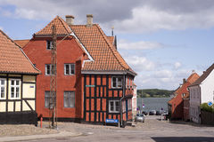 Middelfart View Stock Photos