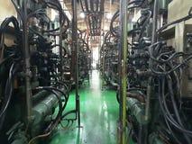 Middelgrote Industrie Royalty-vrije Stock Foto
