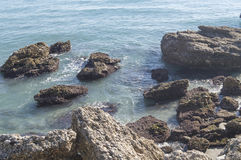 Middellandse Zee Stock Foto