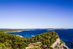 Middellandse Zee Royalty-vrije Stock Fotografie