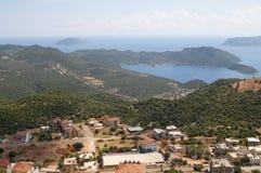 Middellandse-Zeegebied Stock Foto