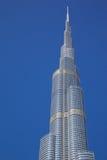 Midden-Oosten, Verenigde Arabische Emiraten, Doubai, Burj Khalifa Royalty-vrije Stock Foto