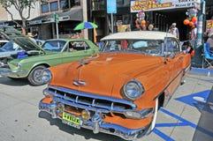 Midden van de eeuw Chevrolet Stock Afbeelding