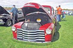 Midden van de eeuw Ford Truck Stock Afbeeldingen