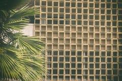 Midden van de eeuw Modern thema backgroun stock afbeelding