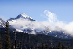 Midden Zuster - de Waaier van Cascades stock foto