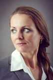 Middle age business woman Royalty Free Stock Photography