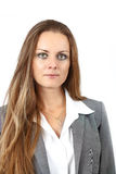 Middle age business woman Stock Image