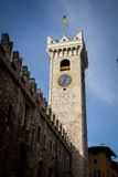 Middle age tower Royalty Free Stock Photography