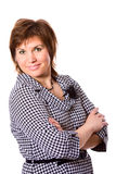 Middle age woman Stock Photos