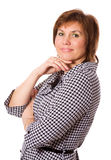 Middle age woman Stock Image