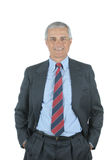 Middle aged Businessman Portrait Royalty Free Stock Image