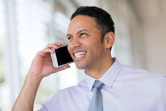 Middle aged businessman Stock Image
