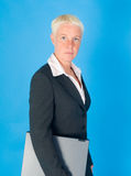 Middle aged businesswoman Stock Photography
