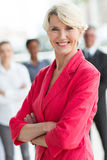Middle aged businesswoman Royalty Free Stock Photography