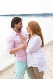 Middle-aged couple Stock Photos