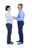Middle aged couple Stock Image