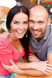 Middle-aged couple Stock Photography