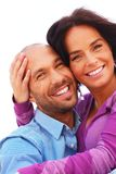 Middle-aged couple Royalty Free Stock Photography