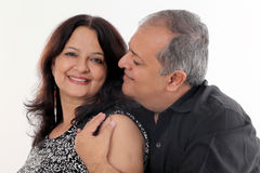 Middle aged couple Stock Photography