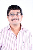 Middle-Aged Indian Man Stock Images