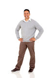 Middle aged man Stock Image