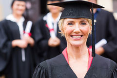 Middle aged university professor royalty free stock images