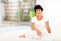Middle aged woman Royalty Free Stock Photography