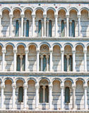 Middle Ages Duomo facade Royalty Free Stock Photography