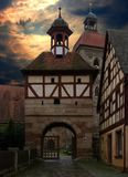 Middle Ages, Historically, Old Town Royalty Free Stock Photography