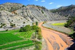 Middle Atlas landscape Stock Photos