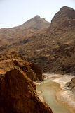 Middle Atlas Mountains. Panoramic view of the Middle Atlas mountains Stock Images