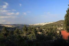 Middle East Landscape Stock Photo