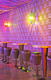 Middle East Street Cafe Royalty Free Stock Photography