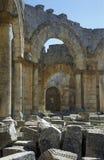 MIDDLE EAST SYRIA ALEPPO DEIR SAMAAN ST SIMEON Stock Photo