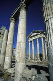 MIDDLE EAST SYRIA HAMA APAMEA RUINS Royalty Free Stock Photo
